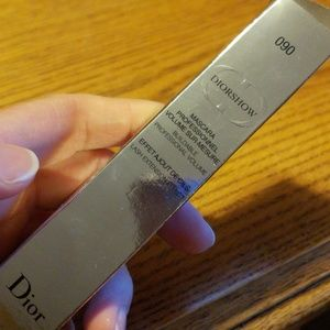 Diorshow mascara color 090 pro black